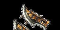 Tigrex Claws (MH4)