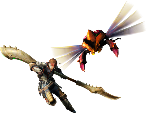 File:MH4-Insect Glaive Equipment Render 001.png