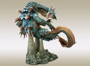 Capcom Figure Builder Creator's Model Lagiacrus 001