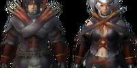 Gigginox Armor (Blademaster) (MH3U)