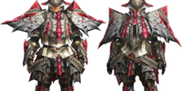 Basarios U Armor (Blademaster) (MH4U)