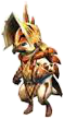 File:MHGen-Palico Armor Render 066.png
