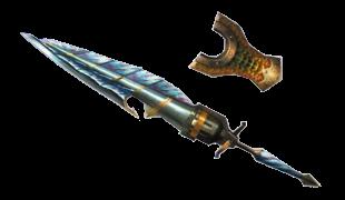 MH4-Gunlance Render 038