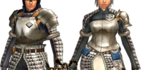 Chain Armor (Both) (MHFU)