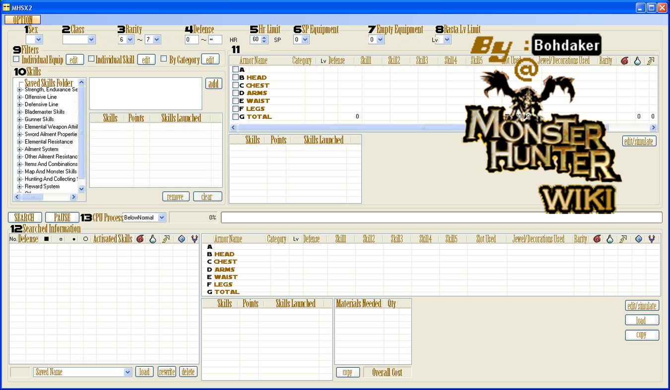 MHSX2 window