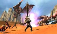 MH4U-Pink Rathian Screenshot 004