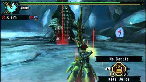 Monster Hunter Portable 3rd - Ukanlos