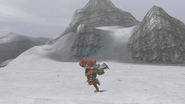 MHFU-Snowy Mountains Screenshot-036