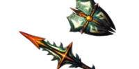Cross Sword (MH4)