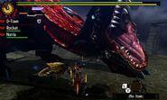 MH4U-Molten Tigrex Screenshot 003