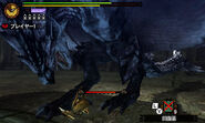 MH4U-Silver Rathalos Screenshot 002