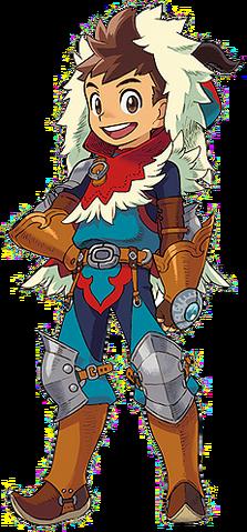 File:MHS-Hero (Male) Render 001.png