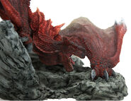 Capcom Figure Builder Creator's Model Tigrex Rare Species 007