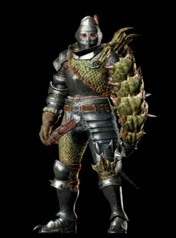 File:MHO-Rathian Armor (Gunner) (Male) Render 001.png