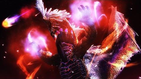 【MHF-G】覚醒、熾凍龍!HGE『至天ディスフィロア(高グラフィックス版)』【至天征伐戦】 WQHD