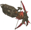FrontierGen-Heavy Bowgun 004 Low Quality Render 001