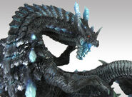 Capcom Figure Builder Creator's Model Abyssal Lagiacrus 005