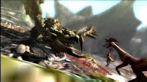 3DS Monster Hunter 4 Ultimate -Wyvern Eggs (Rathian)-