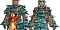 Kut-Ku U Armor (Blade)