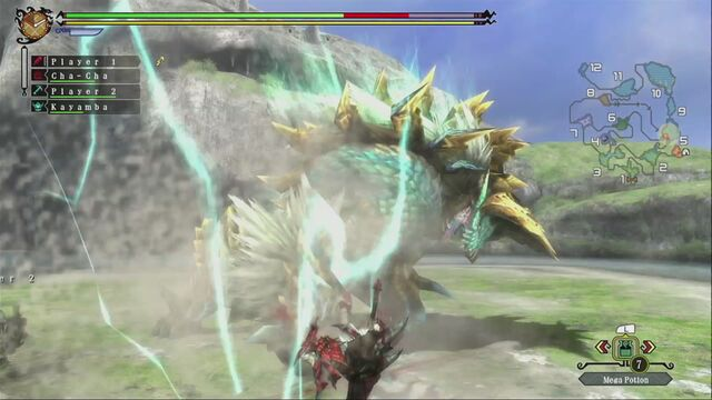 File:MH3U Zinogre vs hunter 01.jpg