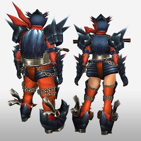 File:FrontierGen-Guren G Armor (Blademaster) (Back) Render.jpg