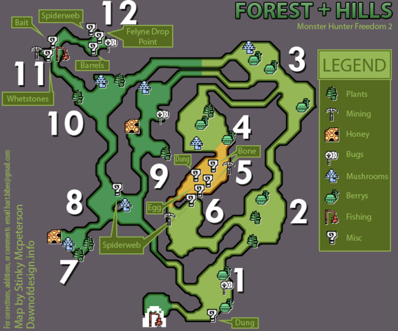 File:Monster hunter freedom 2 forest hills.png