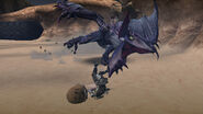 FrontierGen-Yian Garuga and Rajang Screenshot 002