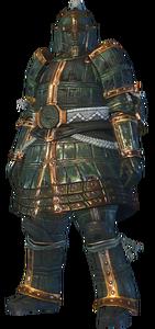 MHO-Shen Gaoren Armor (Blademaster) (Male) Render 001