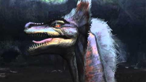 Monster Hunter 3 (Tri) - Leader of the Pack (Great Jaggi intro)