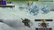 MHGen-Snowbaron Lagombi Screenshot 003