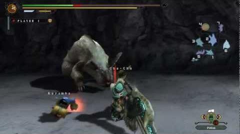 Monster Hunter 3 Ultimate - Switch Axe Tutorial