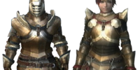 Ingot Armor (Blademaster) (MH3U)