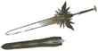 FrontierGen-Long Sword 008 Low Quality Render 001