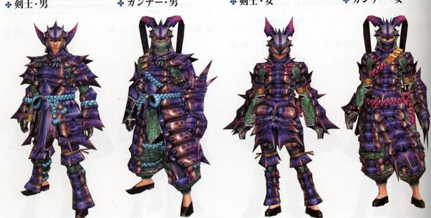 File:Garuga armor sets.jpg