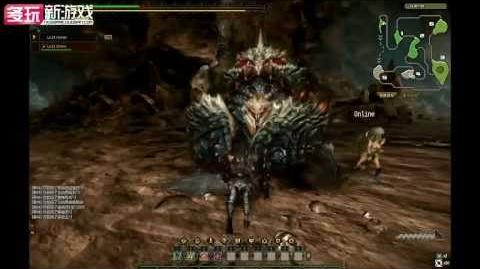 怪物猎人Online(Monster Hunter Online) Preview of CBT2 Baelidae Battle
