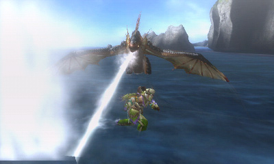 File:MH3U Plesioth waterbeam.jpg