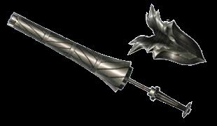 MH4-Gunlance Render 004