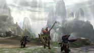 MHP3-Misty Peaks Screenshot 001