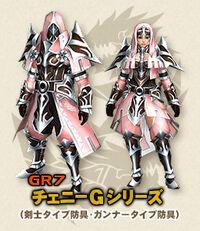 MHFG Chunii Armor Small