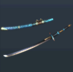 MH3U-Long Sword Render 012