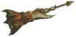 FrontierGen-Hunting Horn 007 Low Quality Render 001