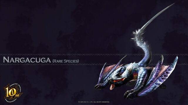 File:MH 10th Anniversary-Lucent Nargacuga Wallpaper 001.jpg