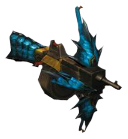 MH4-Light Bowgun Render 004