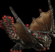FrontierGen-HC Black Gravios Render 001
