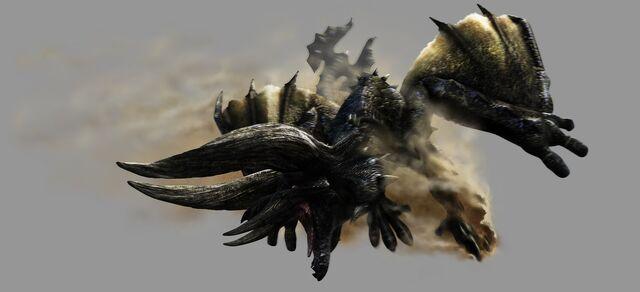 File:MH4U-Black Diablos Render 001.jpg
