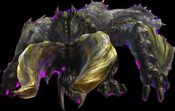 File:MHSP-Black Diablos Render 001.png