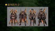 FrontierGen-Zenith Rathalos Armor Concept Artwork 001
