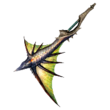 MH3U-Long Sword Render 015
