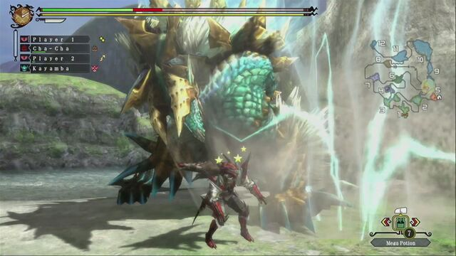 File:MH3U Zinogre vs hunter 03.jpg