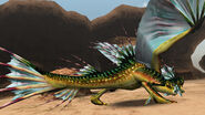 FrontierGen-Green Plesioth Screenshot 003